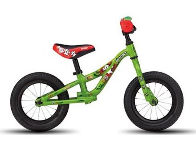Ghost Powerkiddy AL 12 Løbecykel Børn grøn